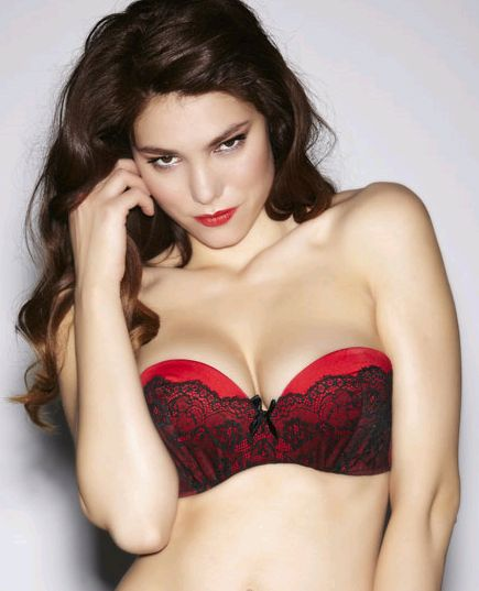 Volume Boost Red/Black Strapless Bra Ann Summers £32 - this red ...