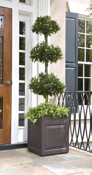 Panel Planter/Large   Charleston Gardens® - Home and Garden Collection Classic outdoor and garden furnishings, urns & planters and garden-related gifts