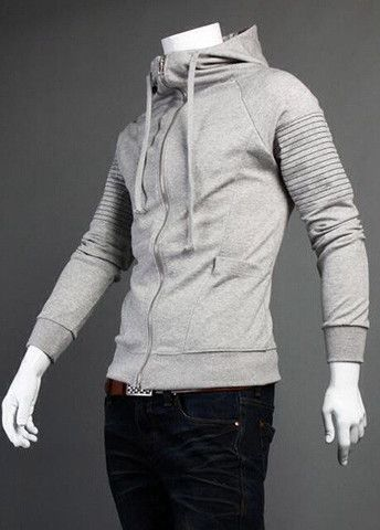 Winter Man Zipper Fly Hoodies – teeteecee - fashion in style