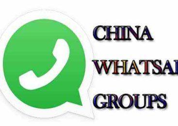 Latest China WhatsApp Group Links   Whatsapp Groups in 2019