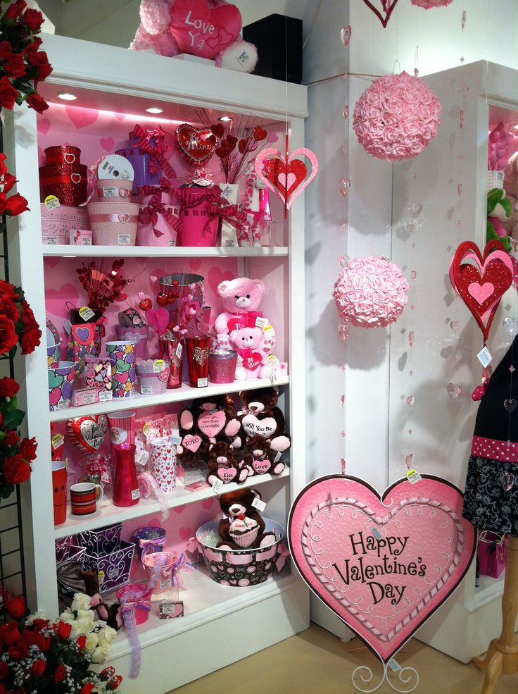 Mejores 85 im genes de decoraci n de tiendas en pinterest for Decoracion san valentin pinterest