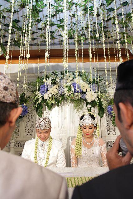 sundanese tradional wedding, Vina and Dimas