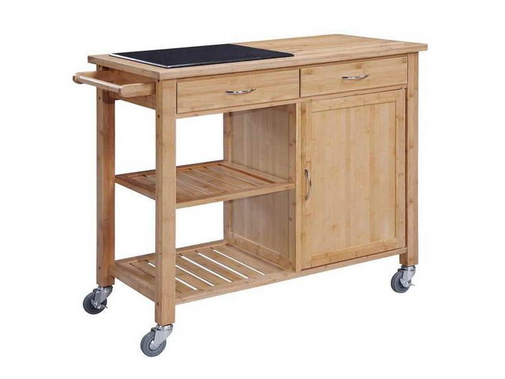 Small Kitchen Islands On Wheels ~ Http://modtopiastudio.com/kitchen