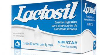 Nova enzima lactase, agora disponível em farmácias