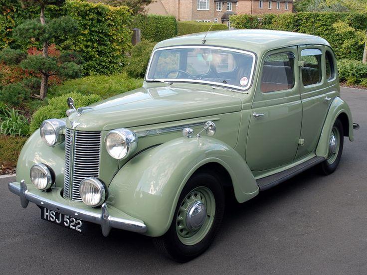 Austinn12/16hp Saloon 1940