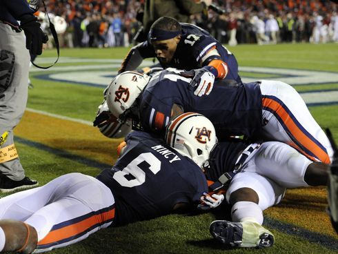 159 best sports images on pinterest auburn tigers auburn the best college football finishes of all time auburn wins 2013 iron bowl voltagebd Image collections