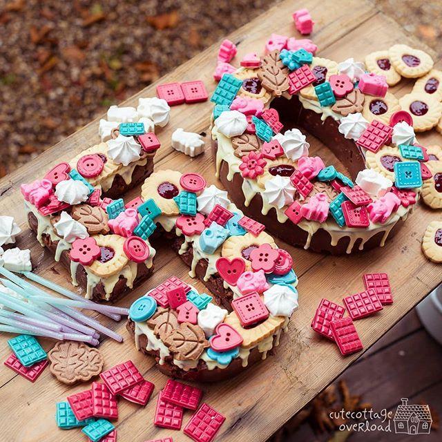Wir sind heute noch zum Geburtstag eingeladen und ich darf den Kuchen machen! Ic… – Cute things from my Blog