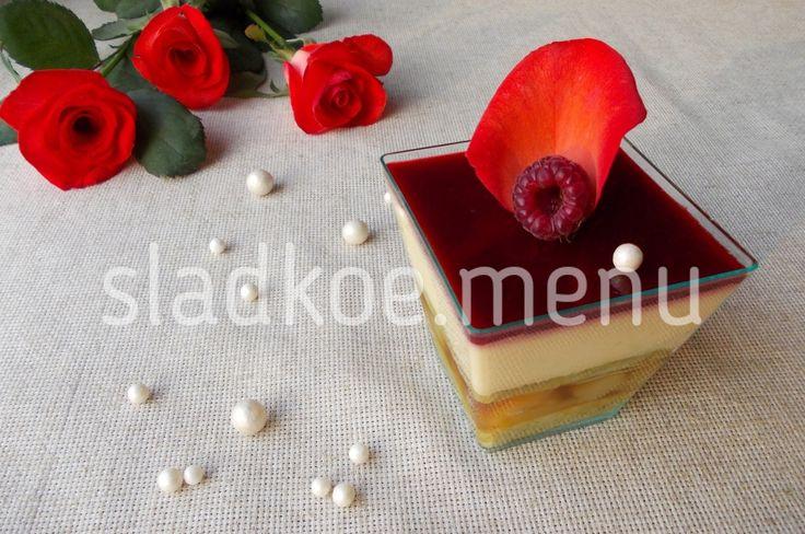 десерт в креманке сиеста