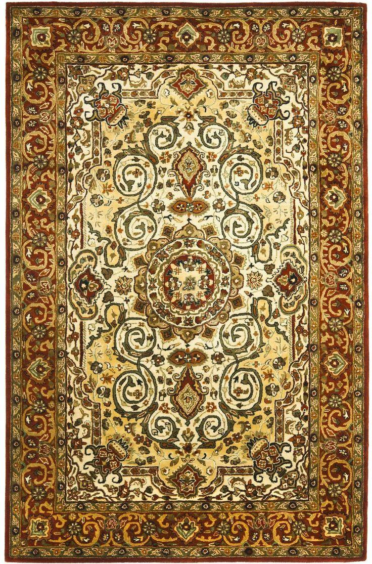 Safavieh Persian Legend Pl531 Area Rug Rugs Area Rugs