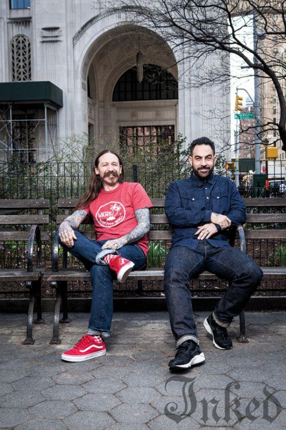 Chris Nunez Interview | Oliver Peck Interview - Inked Magazine