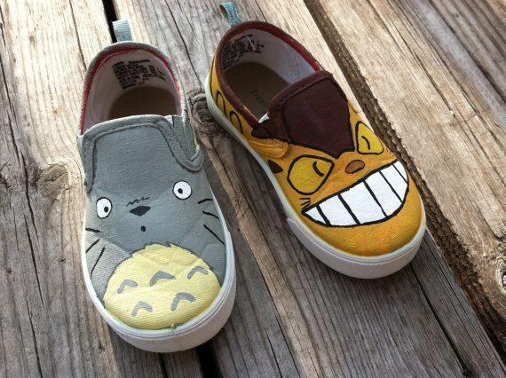 Totoro/Cat Bus via Etsy | News for Nerds | Pinterest
