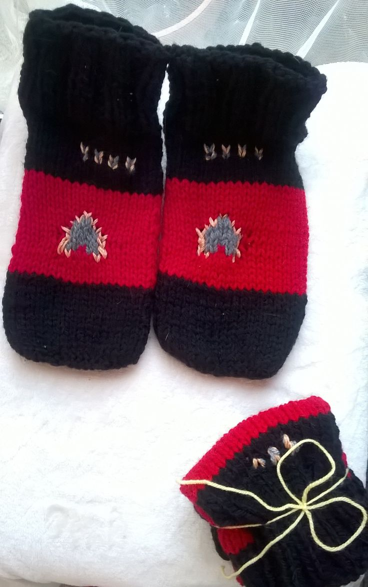 Star fleet / star trek issued slipper socks