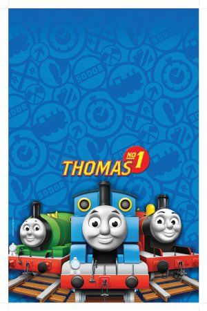 Amscan Thomas Tank Plas T/ Cover: Amazon.co.uk: Toys & Games