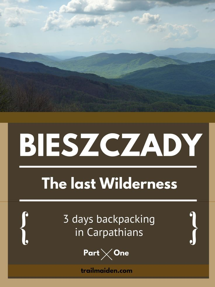 Bieszczady – the last part of really wild and raw mountains on the border of Poland and Ukraine. Explore the the last wilderness..