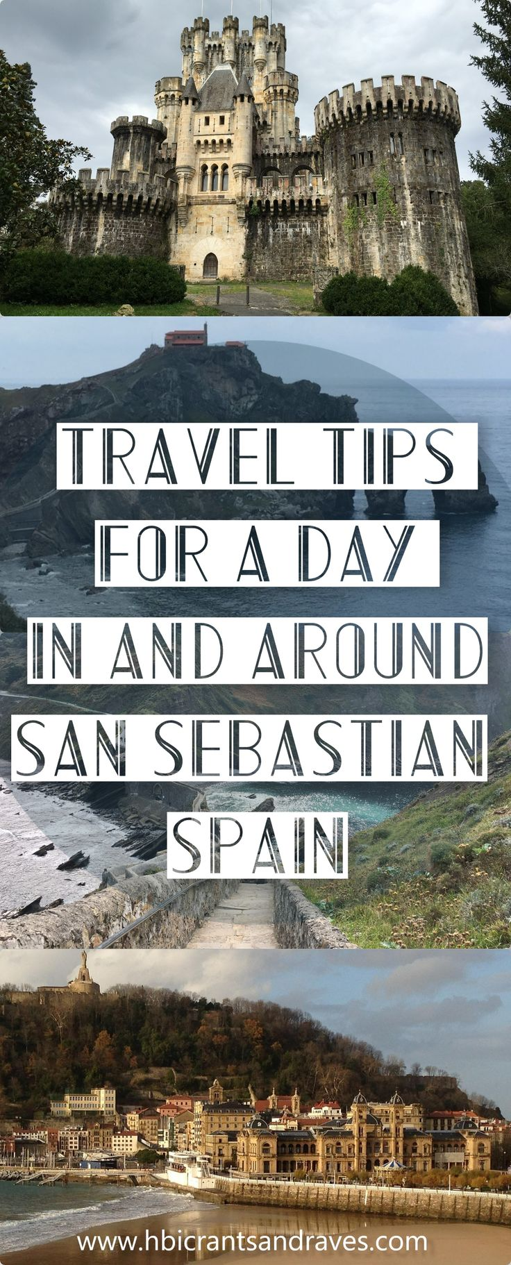 Travel Tips for Butron Castle, the Hermitage of San Juan, & San Sabastian, Spain