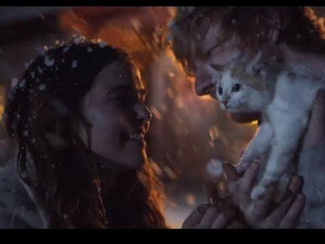 Hoy 09 de Noviembre, salió el video de la mejor canción que escuché en mi vida. Ed Sheeran - Perfect