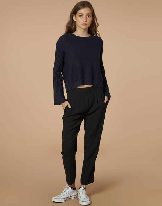 edt. Cropped Pants