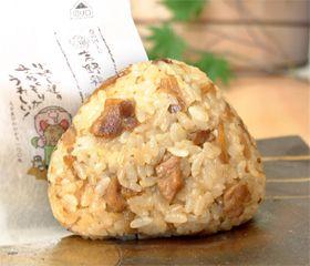 吉野鶏めしおにぎり[冷凍]パック吉野鶏めし保存会/吉野食品有限会社