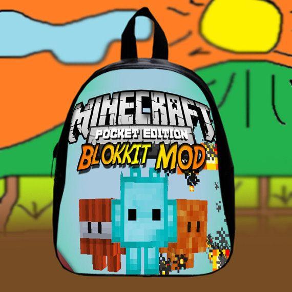 #Minecraft #Pocket Edition Blokkit Mod  Custom by KopiHitam55