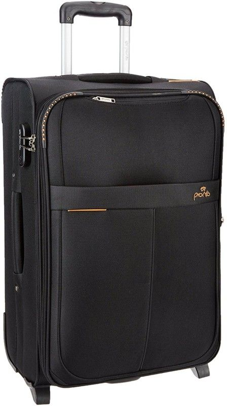 Pronto Oxford Expandable Check-in Luggage - 24 inch At Rs.1656   Loot Deals  India   Pinterest   Check, Daily deals and Checked luggage 122ea38ba7