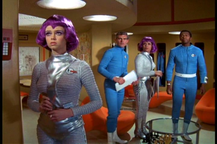 Pin auf UFO TV Series