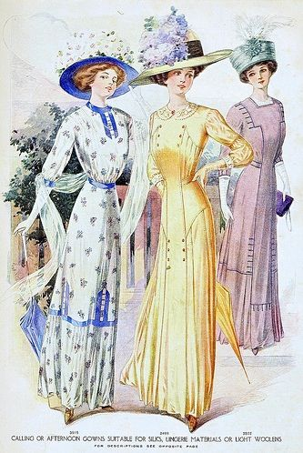 17 best images about 1910 1919 on pinterest day dresses for History of fashion designers