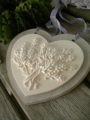 heart lavender