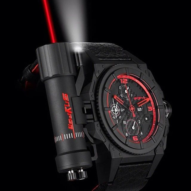 47 best images about wish watches the internet time on target snyper one red limited snyper module laser beam and led