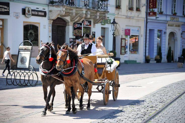 Jazda na koči po Košiciach - Vyletik.eu #atrakcie #zaujimavosti #slovensko #slovakia #cestovanie #travel #interest