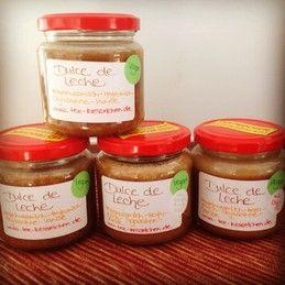Dulce de Leche (vegane Karamellcrème) - Teekesselchen