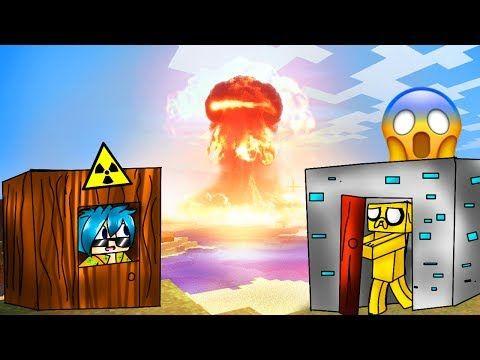 MINECRAFT ⚠ RETO DE LA BASE VS BOMBA NUCLEAR 💥😱 ¿DESTRUIRÁ LA CIUDAD? - VER VÍDEO -> http://quehubocolombia.com/minecraft-%e2%9a%a0-reto-de-la-base-vs-bomba-nuclear-%f0%9f%92%a5%f0%9f%98%b1-destruira-la-ciudad    Hoy en en Minecraft: Reto de la Base Vs Desastres Naturales, haremos Base Vs Bomba Nuclear! Construiremos dos bases por equipos en 10 minutos y trataremos de resguardar a nuestra mascota en el interior para que sobreviva a un holocausto Nuclear! ► Susc