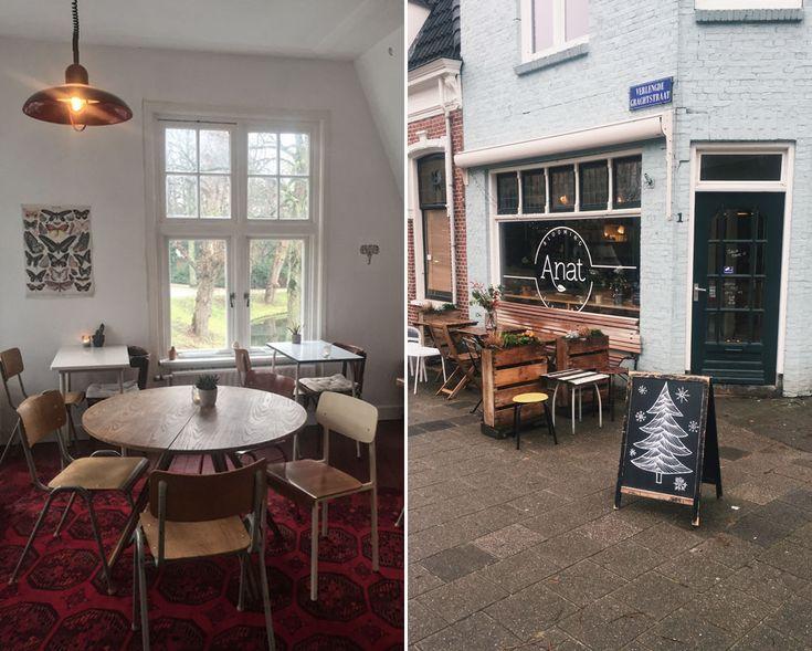 Anat in Groningen