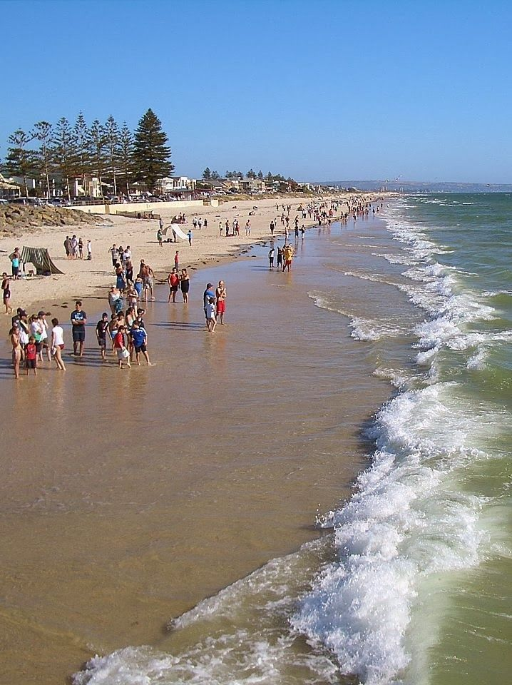 Henley Beach, Adelaide, South Australia