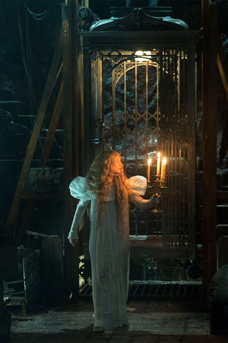 does she know too much? | Crimson Peak in theaters 10.16.15: