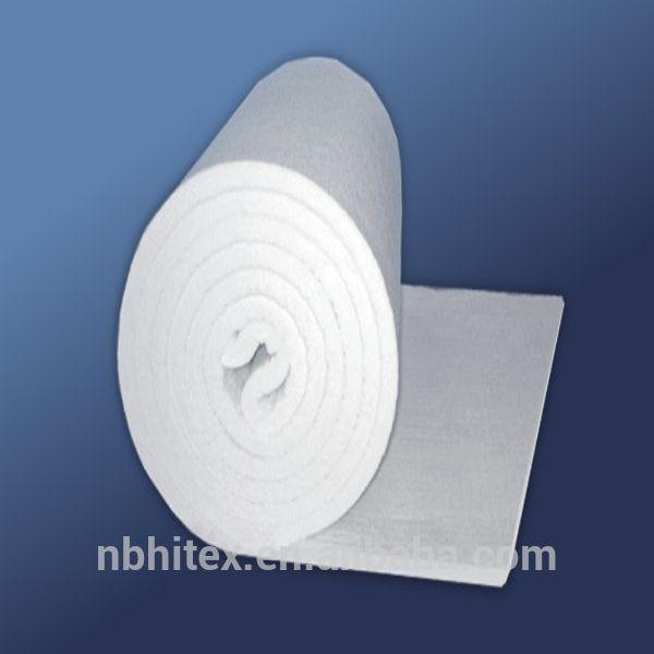 Thermal Insulation Alunimum Silicate Ceramic Fiber Blanket
