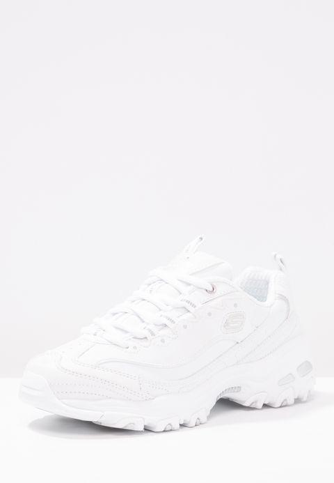 bbd35cfd D'LITES - Joggesko - white/silver @ Zalando.no 🛒, 2019 | Shoes ...