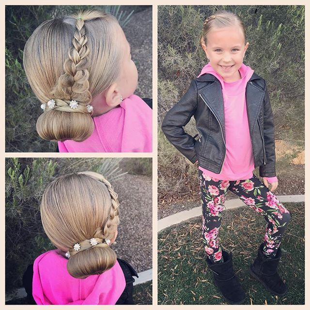 All ready for school and dance! We are taking part of @2littlegirls_hairstyles #adventbraiding2017 challenge and did a super simple understated Christmas tree into a low side bun♥️♥️ #tinzbobenz #toddlerhair #toddlerhairstyles #princesshair #holidaystyle #holidayhair #christmashair #balletbun #dancehair #hairideas #hairinspo #hairstyle #hairstyles #hairforkids #braidart #braidideas #braidstyles #braidsforgirls #instahair #instakids #instabraid #instastyle #kidsootd #kidshair #kidsstyle #kid…