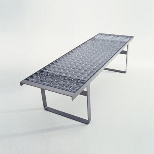 - 5d65160ccfa16c0e27c18571ade2d75f - Lens TL230/TL271 – Dining tables from B&B Italia. Lens TL230 table:230 x 85 x H 73 cm90 1/2″ x 33 1/2″ x H 28 3/4″ inchL…