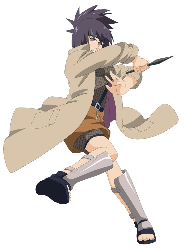 Anko Mitarashi - Lineart Colored by DennisStelly on deviantART