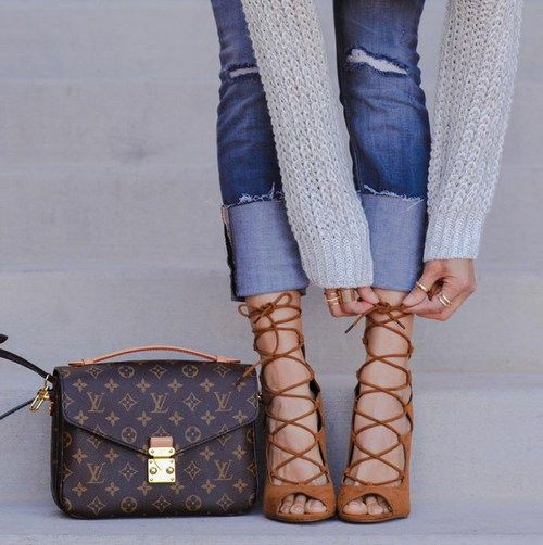 Imagem de fashion, bag, and shoes