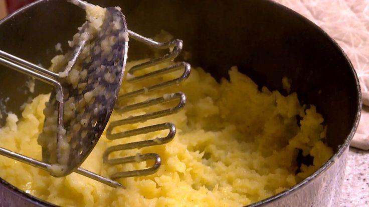 Kålrotstappe med ekte smør