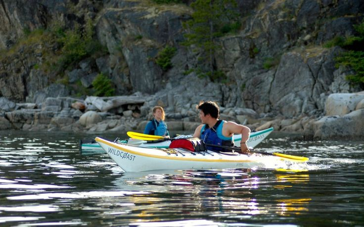 Desolation Sound Adventures | Kayak BC | Wildcoast