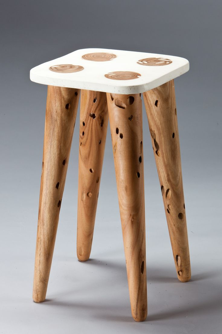Israel Based Designer Yaron Hirschu0027s Range, Animal Vegetable Mineral, Uses  Eucalyptus Wood That