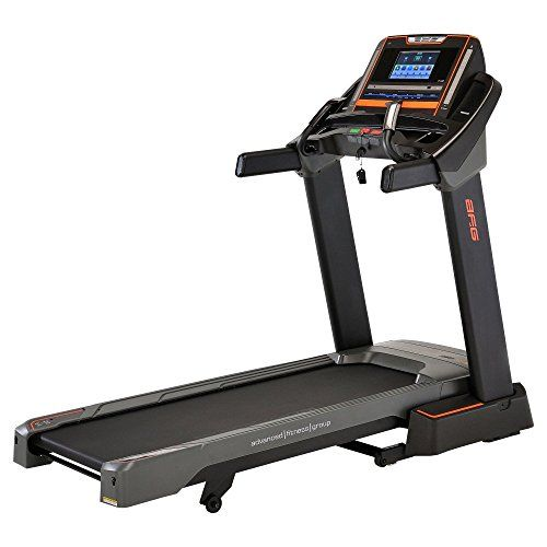 The AFG 7.3AT Electric Treadmill is the perfect motor-driven treadmill for a really driven runner. Designed for the serious running enthusiast, this home tr