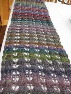 Machine Knitting Fun: My Favorite Pattern of 2010