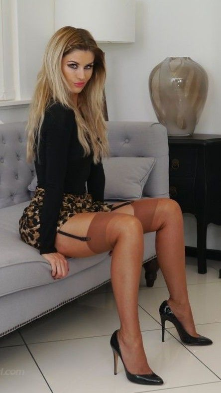 e0de67aa585b3 Hose Legs & Heels Garters And Stockings, Stockings Legs, Stockings  Lingerie, Nylon Stockings