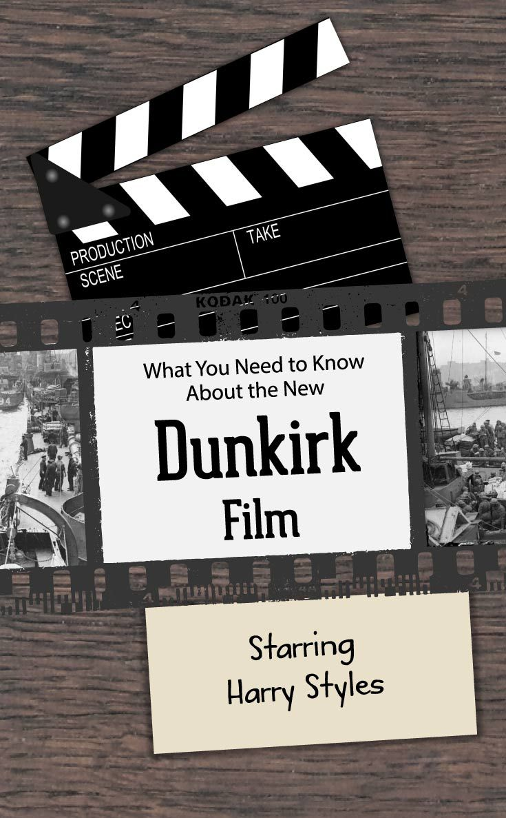 This summer your students will be buzzing about the latest blockbuster from British director Christopher Nolan, as it marks Harry Styles' (from One Direction) film debut. #dunkirk #film