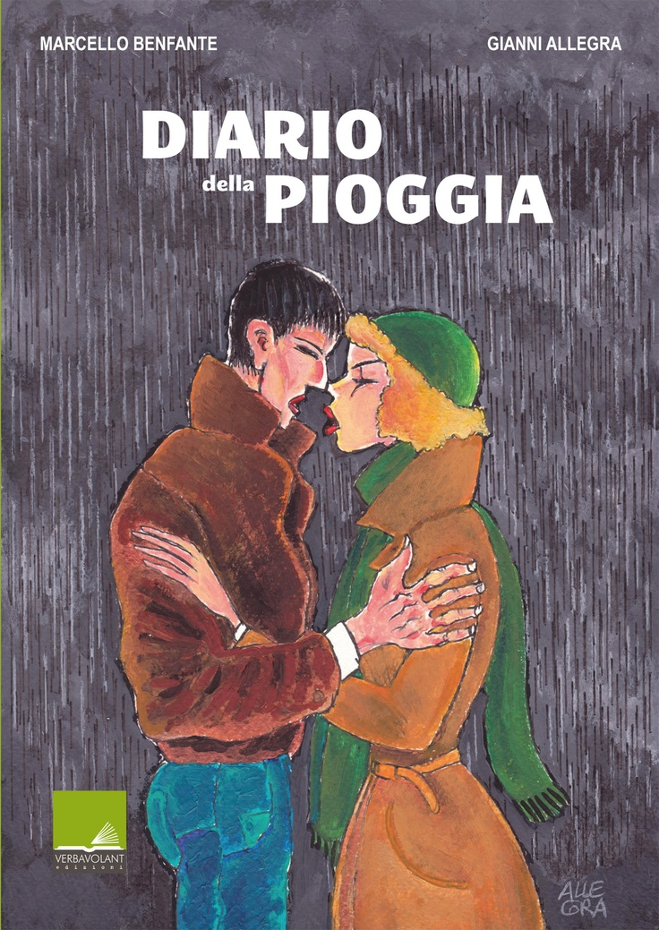Diario della pioggia. Un graphic novel di Gianni Allegra e Marcello Benfante