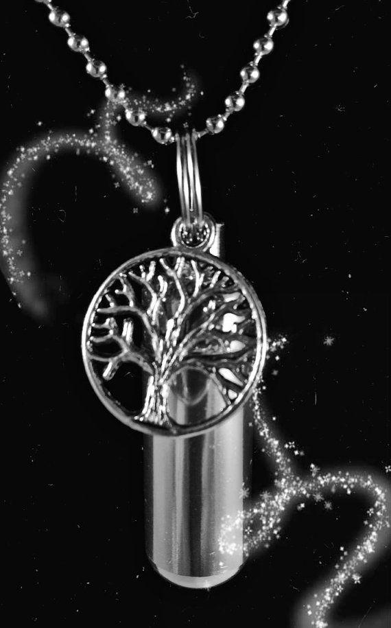 Complete Set Tree-Of-Life Cremation Urn by MemoryKeepsakeUrns