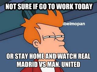real madrid vs manchester united dallas